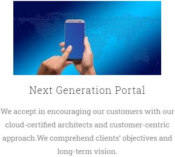 Next Generation Portal